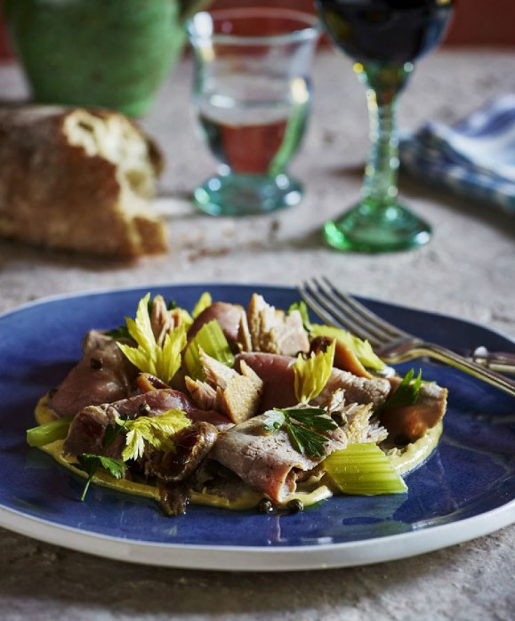 Recipe: Veal with Tuna Sauce