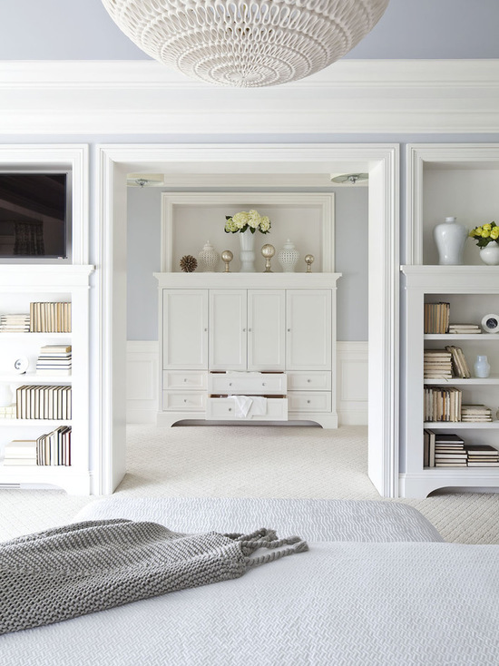 Benjamin Moore Purple Gray : Purple archives panda s house interior decorating ideas