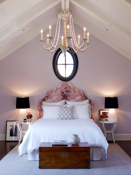 Bedrooms Painted in Pastels from Benjamin Moore
