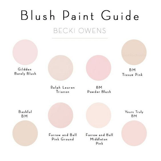 blush-paint-guide-paint-color-scheme